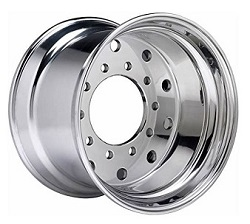 Accuride Aluminum Truck Wheel